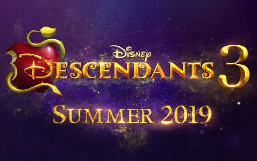 Descendants 3 August