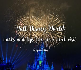 Walt Disney World hacks and tips