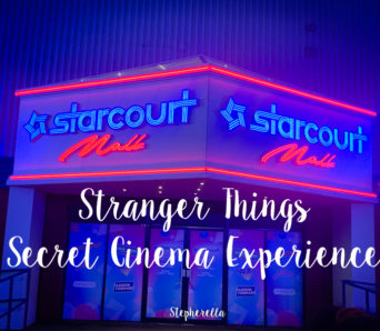 Stranger Things Secret Cinema Experience