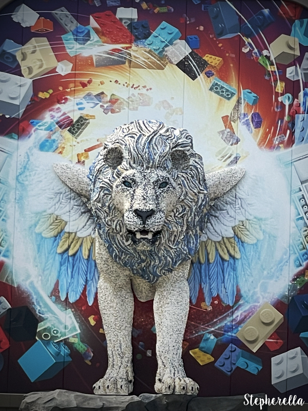 Flight of The Sky Lion