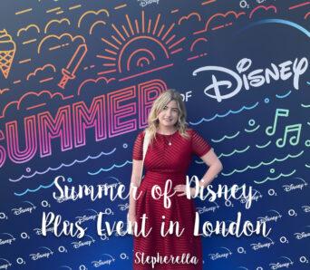 Summer of Disney Plus